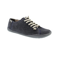 Camper - Navy 'Peu' womens shoes