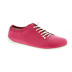 Camper - Bright pink 'Peu' womens trainer style shoes