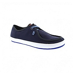 Camper - Dark blue peu rambla vulcanizado mens shoes