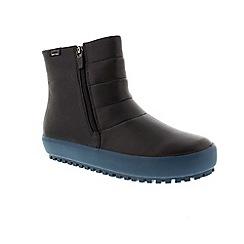 Camper - Black black 'portol goretex' womens boots