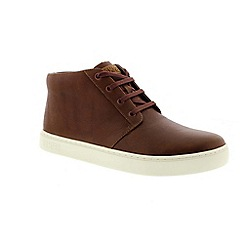 Camper - Brown 'pelotas 87 mens trainers