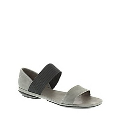 Camper - Dark grey Camper Dark Grey 'Right Nina' Women's Sandals