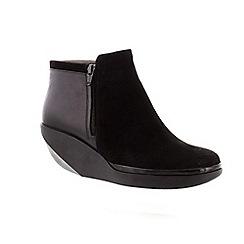 Camper - Black black 'roca womens boots