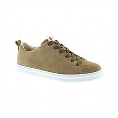 Camper - Runner four k100226 - 002 dark beige shoes