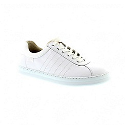 Camper - Runner four k100227 - 004 white natural shoes