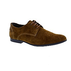 Camper - Brown 'Slippers Sun' men's lace up shoes
