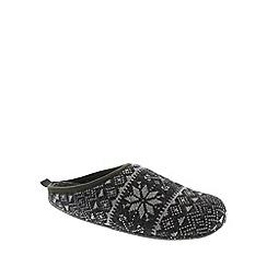 Camper - Grey 'Wabi' mens slippers