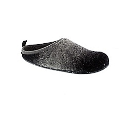 Camper - Grey husky wabi mens slippers