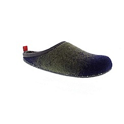 Camper - Blue alaska wabi womens slippers