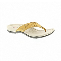 Earth Spirit - Aurora yellow sandals