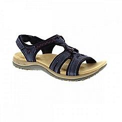 Earth Spirit - Indigo 'Carolina' ladies sandals