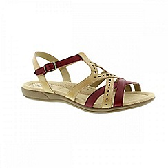 Earth Spirit - Brown 'Columbia' ladies sandals