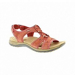 Earth Spirit - Columbia - Coral sandals