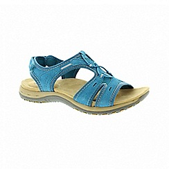 Earth Spirit - Columbia - Turquoise sandals