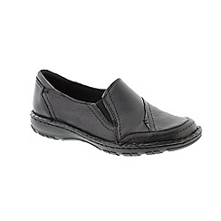 Earth Spirit - Black 'Delaware' ladies shoes