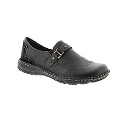 Earth Spirit - Black Black 'Greensboro' ladies shoes