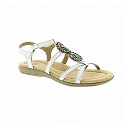 Earth Spirit - Inglewood - White sandals