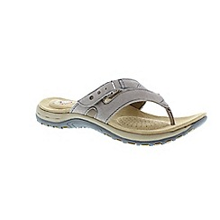 Earth Spirit - Green 'Iwoa' ladies sandal