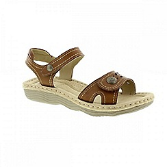 Earth Spirit - Brown 'Jackson' ladies sandals
