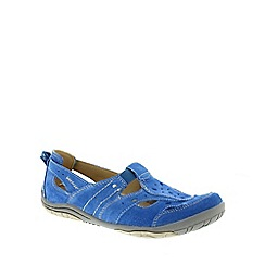 Earth Spirit - Blue Earth Spirit Blue ' Long Beach 2' Women's Casual Shoes