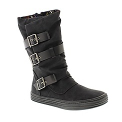 Blowfish - Black 'Orlando' ladies boot