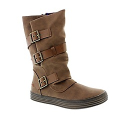 Blowfish - Brown Coffee/Whiskey 'Orlando' ladies boot