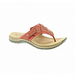Earth Spirit - Palm Bay - Coral sandals