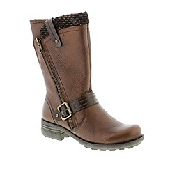 Earth Spirit - Brown 'Preston' ladies boot