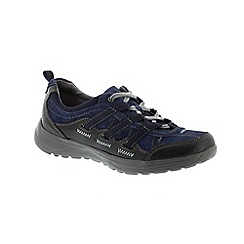 Earth Spirit - Navy 'Rico' ladies shoe