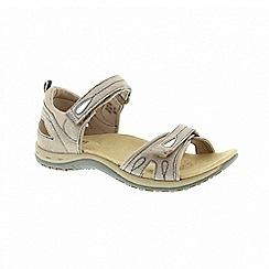 Earth Spirit - Savannah - Light Khaki sandals