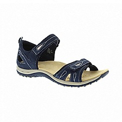 Earth Spirit - Savannah - Navy sandals
