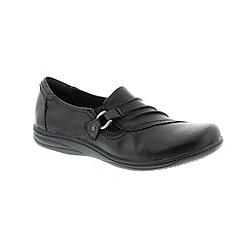Earth Spirit - Black 'Seattle' ladies shoe