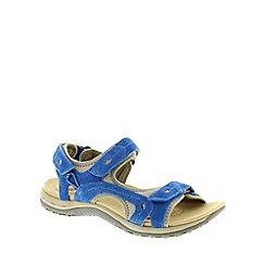Earth Spirit - Blue 'Arlington' Sandals