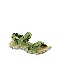 Earth Spirit - Green Earth Spirit Grass 'Arlington' Women's Casual Sandals