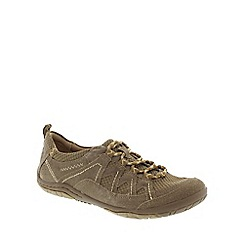 Earth Spirit - Brown Earth Spirit Brown 'Atlanta 2' Women's Casual Trainer