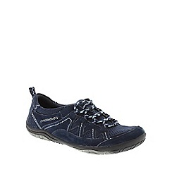 Earth Spirit - Navy Blue 'Atlanta 2' Women's Casual Lace Up Shoes