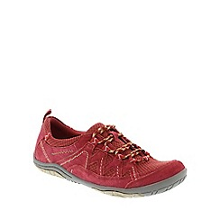 Earth Spirit - Red Earth Spirit Red 'Atlanta 2' Women's Casual Trainer