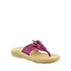 Earth Spirit - Cerise Earth Spirit  Cerise 'Orlando' Women's Sandal