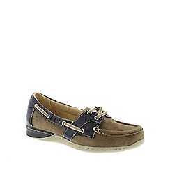 Earth Spirit - Brown Earth Spirit Brown 'Chicago' Womens Casual Shoes