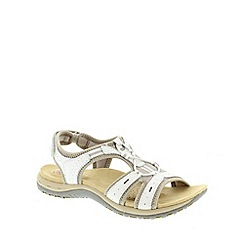 Earth Spirit - White Earth Spirit White 'Columbia' Women's Casual Sandals
