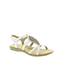 Earth Spirit - White Earth Spirit White 'Houston' Women's Sandal