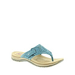 Earth Spirit - Cool Aqua 'Jackson' Women's Sandal