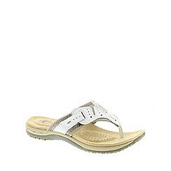 Earth Spirit - White Earth Spirit White 'Jackson' Women's Casual Sandals