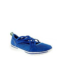 Earth Spirit - Blue Earth Spirit Cyan Blue 'Laredo' Women's Casual Strappy Shoes