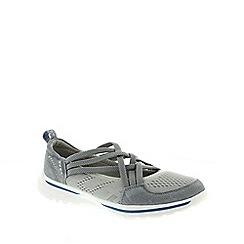 Earth Spirit - Light grey Earth Spirit Light Grey 'Laredo' Women's Casual Strappy Shoes
