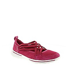Earth Spirit - Fuschia 'Laredo' Women's Casual Shoes