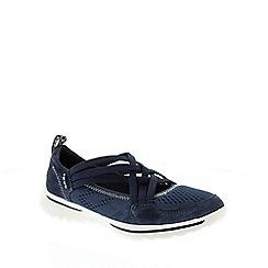 Earth Spirit - Navy Earth Spirit Navy 'Laredo' Women's Casual Strappy Shoes