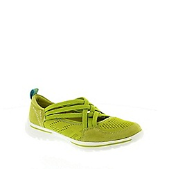 Earth Spirit - Green Earth Spirit Green 'Laredo' Ladies Casual Strappy Shoes