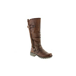 Earth Spirit - Brown Almond 'Nebraska' Women's Boots