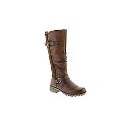 Earth Spirit - Brown Almond 'Nebraska' Women's Boots